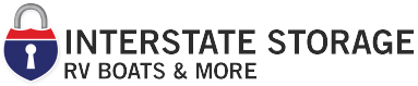 Interstate Storage Splash Logo
